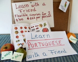Portuguese language short course