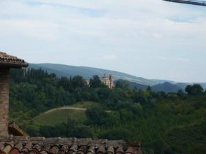 paesaggio colline