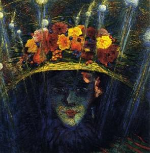 800px-Modern_Idol_by_Umberto_Boccioni,_1911_Estorick_Collection